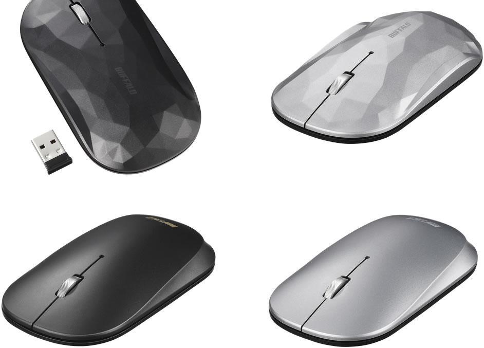 持ち運びに特化した、ビジネスパーソンのための無線3ボタンBlueLED薄型モバイルマウス.jpg