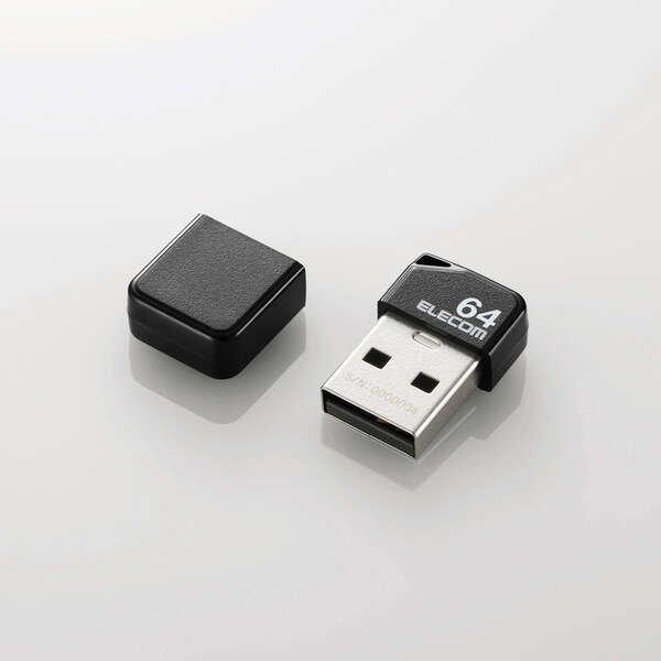 ELECOM MF-SU2B64G MF-SU2B64GBK.jpg